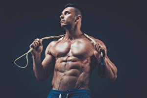 Обои Мужчины Бодибилдинг Мышцы Рука спортивные