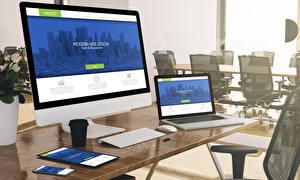 Картинка Планшетный компьютер Ноутбуки Смартфоны Монитора