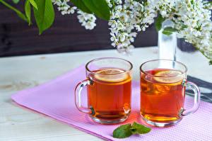 Картинка Чай Двое Чашка