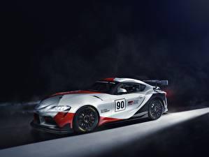 Картинка Стайлинг Тойота GT4 GR Supra