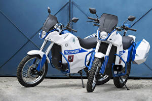 Фото 2 Полицейские 2018-19 Иж Пульсар Полиция RU-spec Мотоциклы