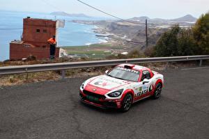 Картинка Абарф Тюнинг Ралли 2016-17 124 rally автомобиль