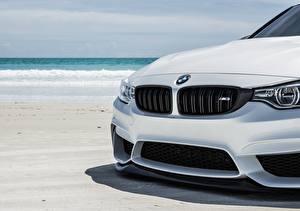 Фотографии BMW Белая F80