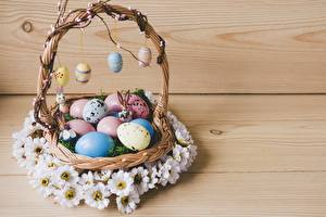 Картинки Пасха Яйца Корзина