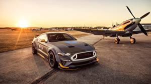 Фото Форд Ford RTR 2018 Mustang GT Eagle Squadron Авто
