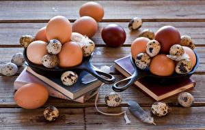 Обои Много Доски Книга Яйца Пища