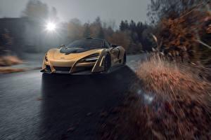 Обои McLaren 2018 Novitec N-Largo 720S Автомобили картинки