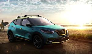 Картинка Nissan 2019 Kicks Surf Concept