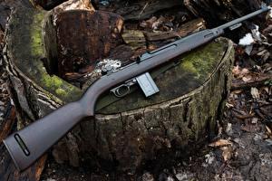 Фото Винтовки Крупным планом 1943 M1 Carbine Inland