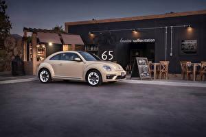 Фотография Volkswagen Металлик 2019 Beetle Final Edition Машины