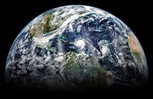 Фотографии Земля Космос
