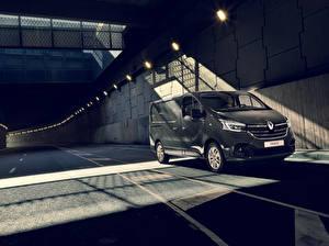 Фото Renault Серые 2019 Trafic Van Worldwide
