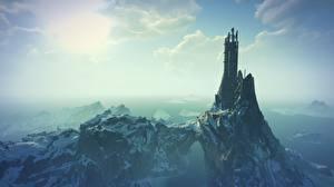 Фотографии Развалины The Witcher 3: Wild Hunt Игры