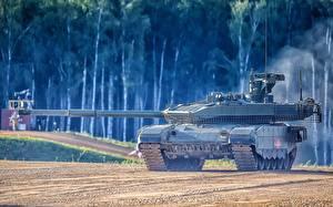 Фото Танк Т-90 Российские T-90M военные