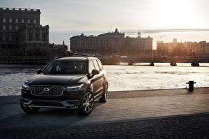 Фотография Volvo Черные XC90