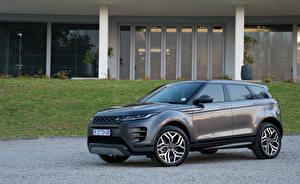 Фотографии Range Rover Серый Кроссовер 2019 Evoque D180 SE R-Dynamic авто