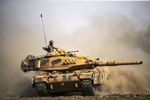 Фото Танки M60T Sabra Armed Forces of Turkey