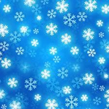 Фотография Текстура Рождество Снежинка
