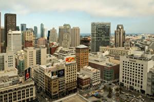 Фотография США Дома Сан-Франциско