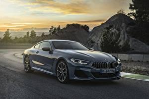 Картинки BMW Купе M850i xDrive 8er G15 машина