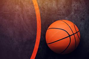 Обои Баскетбол Мячик спортивная