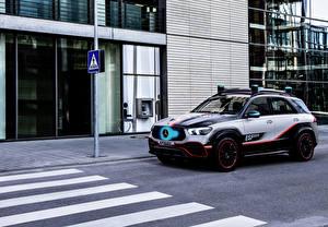 Фотография Mercedes-Benz Стайлинг 2019 GLE-Klasse ESF Concept
