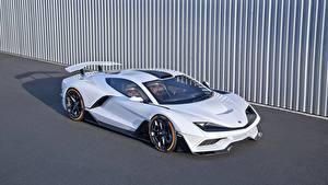 Обои Белый 2019 Aria FXE Автомобили картинки