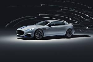 Фото Aston Martin Белый 2019 Rapide E Worldwide авто