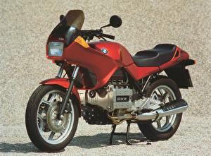 Фотографии BMW - Мотоциклы Старинные Красный 1985-86 K 75 S