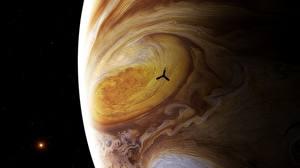Картинки Спутник Юпитер