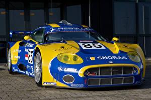 Картинка Spyker Стайлинг 2008 C8 Laviolette GT2R Автомобили