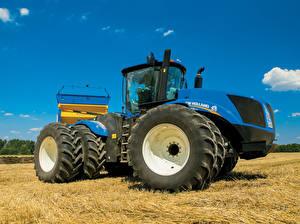 Фотография Сельскохозяйственная техника Трактора