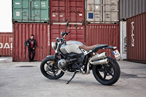 Фото БМВ Мотоциклист 2015-19 R nineT Scrambler