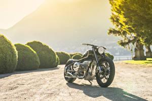 Картинка БМВ 2019 Motorrad Concept R18