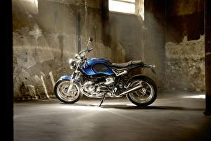 Картинки BMW - Мотоциклы Сбоку 2019 R nineT-5