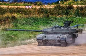 Обои Танки Российские T-90M