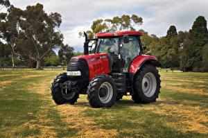 Фотографии Сельскохозяйственная техника Трактора 2014-19 Case IH Puma 155