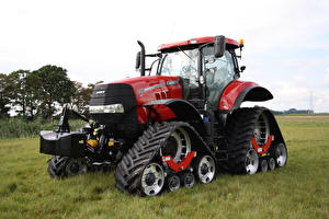 Обои Сельскохозяйственная техника Тракторы 2017-19 Case IH Puma 230 CVX Zuidberg Tracks