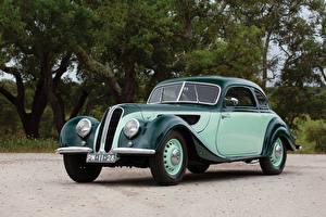 Фото БМВ Ретро Металлик Купе 1938-41 327 авто