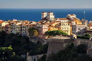 Фото Здания Монако Le Rocher город
