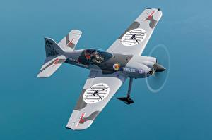 Фотография Самолеты Летит XtremeAir Sbach 300, XA41, Monoplane Авиация
