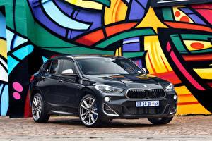 Фотография BMW Черная Металлик 2019 X2 M35i Автомобили