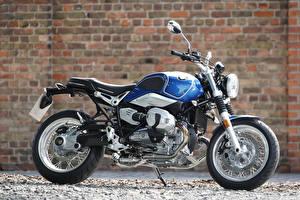 Фото BMW - Мотоциклы Сбоку 2019 R nine T -5