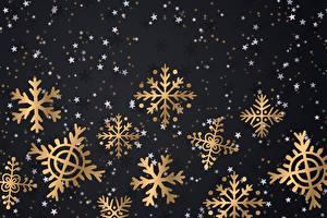 Картинки Рождество Снежинка