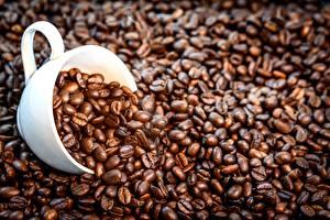 Картинки Кофе Зерно Чашке