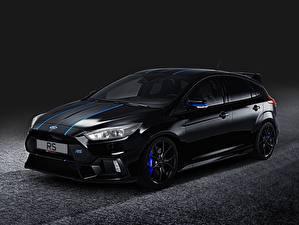 Фотография Форд Черных Focus RS, Performance Parts авто