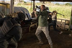 Обои для рабочего стола Jason Statham Мужчина Дерется Fast Furious Presents: Hobbs Shaw Фильмы Знаменитости