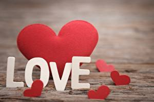 Картинки Любовь Английский Слова Серце Love