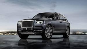 Обои Rolls-Royce Cullinan Автомобили