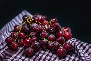 Обои Виноград Вблизи Продукты питания